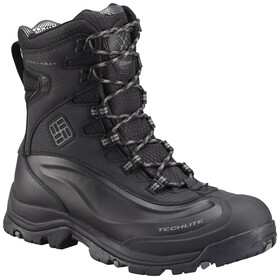 Columbia Bugaboot Plus III Boots Men Omni-HEAT black / charcoal